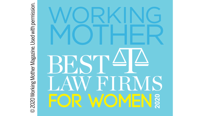 Michael Best Named Best Law Firm for Women by Working Mother