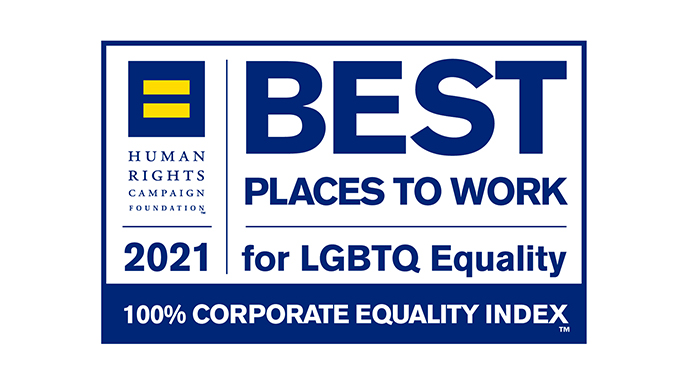 Michael Best Earns 100 Percent on 2020 Corporate Equality Index Photo