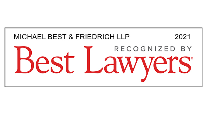 90 Michael Best Attorneys Named The Best Lawyers In America 2020 Photo